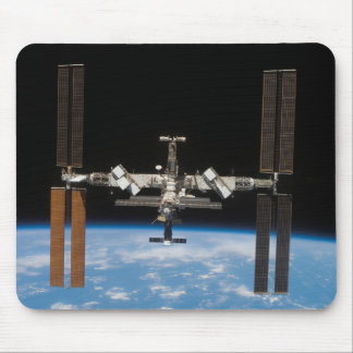 International Space Station 19 Mousepad