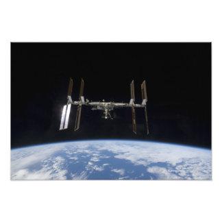 International Space Station 19 Photo Print