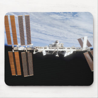 International Space Station 21 Mouse Pad