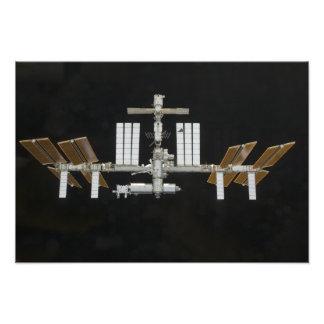 International Space Station 2 Photo Print