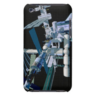 International Space Station 3 Barely There iPod Cover