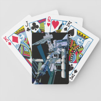 International Space Station 3 Bicycle Playing Cards