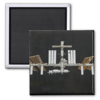 International Space Station 3 Magnets