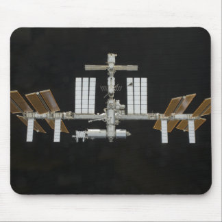 International Space Station 3 Mouse Pad