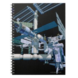 International Space Station 3 Notebooks