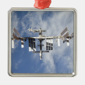 International Space Station 4 Christmas Ornament