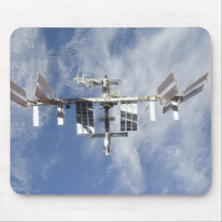 International Space Station 4 Mouse Pad