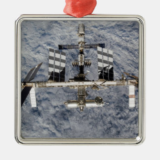 International Space Station 6 Christmas Ornament