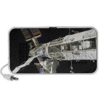 International Space Station 8 Travel Speakers