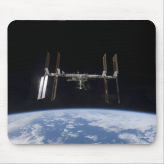 International Space Station 9 Mouse Pad