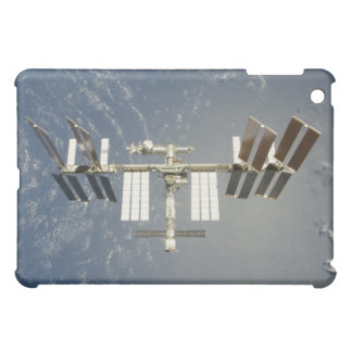 International Space Station backdropped Cover For The iPad Mini