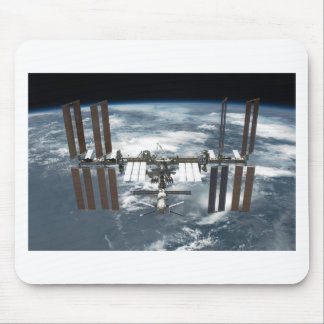 International Space Station ISS, Endeavour 2011 Mouse Pad