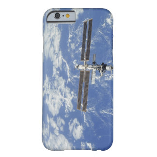 International Space Station orbiting Earth Barely There iPhone 6 Case