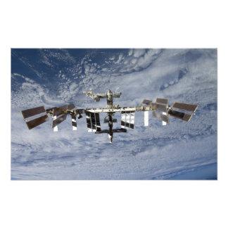 International Space Station Photo Print