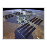 International Space Station Posters