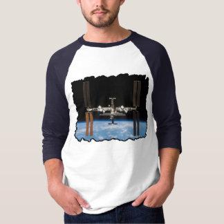 International Space Station -- Seen from Atlantis T-Shirt
