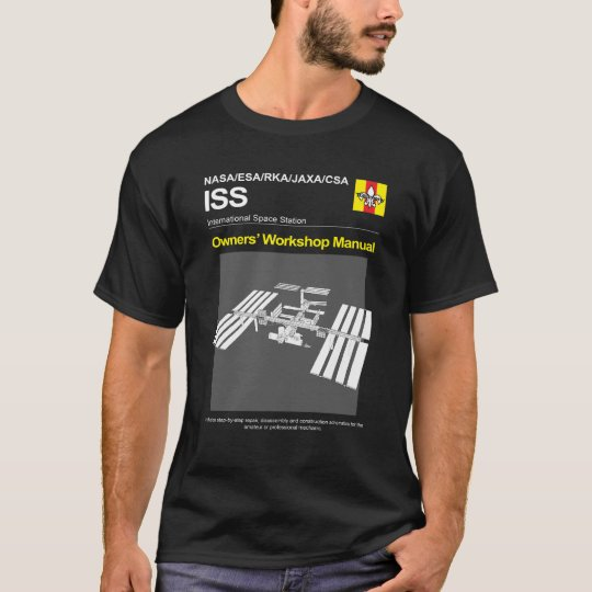 International Space Station T-Shirt