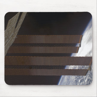 International Space Station's solar array panel Mouse Mat