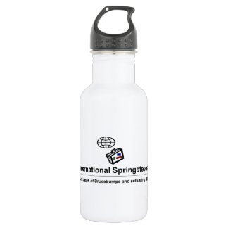 International Springsteener 532 Ml Water Bottle