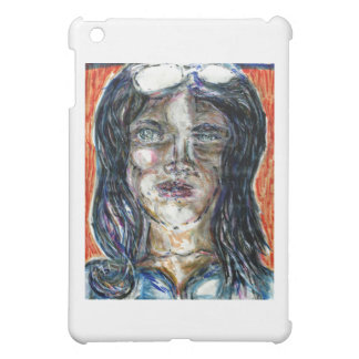 International Woman of Mystery Case For The iPad Mini