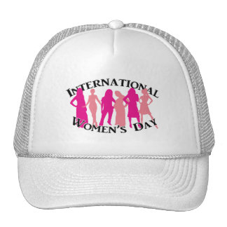 International Women's Day Cap