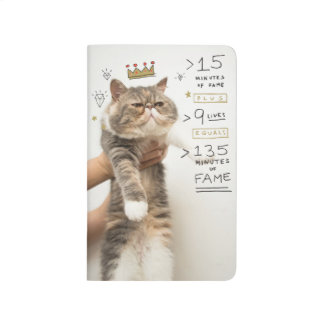 Internet Cat Celeberity Journal