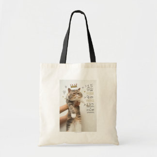 Internet Cat Celeberity Tote Bag