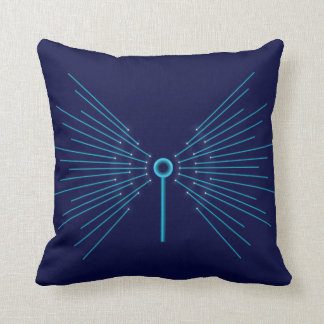 Internet concept. cushion