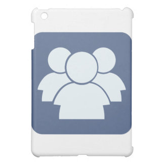 Internet Forum Icon iPad Mini Case