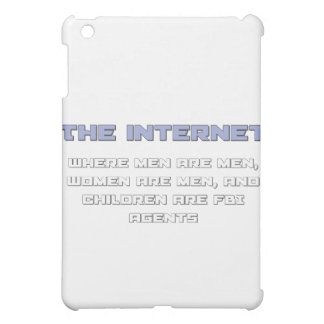 Internet jokes cover for the iPad mini