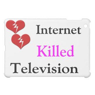 Internet Killed Television Case For The iPad Mini