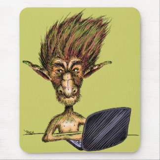 Internet Troll Mouse Mat