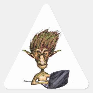 Internet Troll Sticker