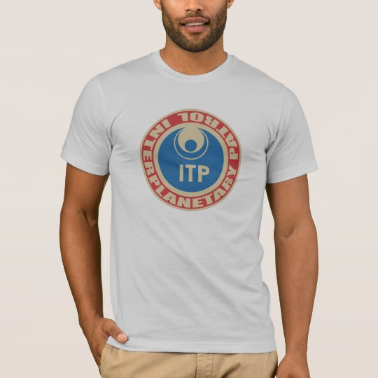 Interplanetary Patrol T-shirt