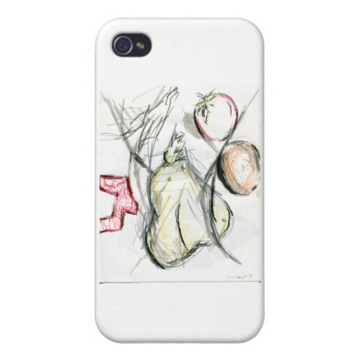 Interpret For Me You Still Life iPhone 4 Cases