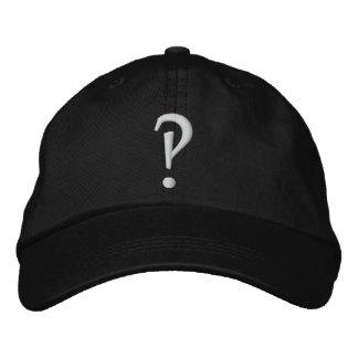 Interrobang Cap Embroidered Baseball Cap