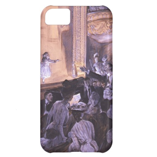 Interrupted Performance 1901 iPhone 5C Cover
