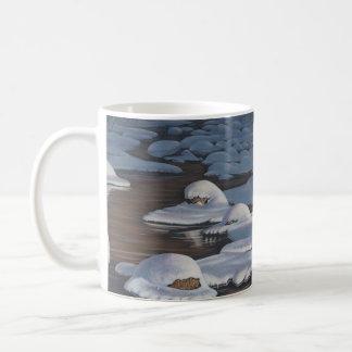 Interrupted Silence Coffee Mug
