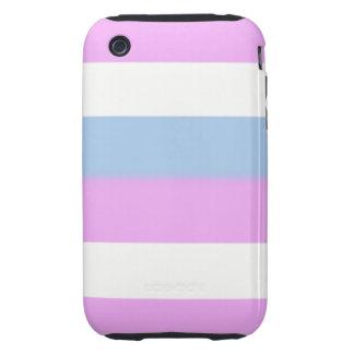 Intersex flag tough iPhone 3 cases