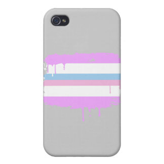 INTERSEX FLAG DRIPPING iPhone 4/4S CASE