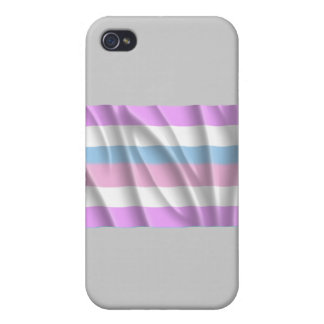 INTERSEX FLAG FLYING iPhone 4/4S COVER