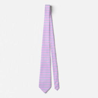 Intersex flag tie - striped