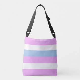 Intersex Pride Flag Crossbody Bag