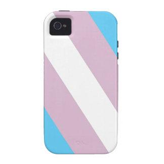 Intersex Pride Flag Vibe iPhone 4 Case