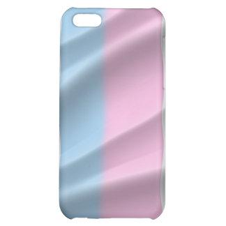 INTERSEX PRIDE FLAG WAVY DESIGN iPhone 5C CASE