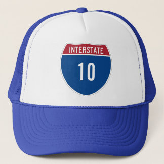 Interstate 10 Hat