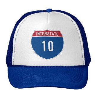 Interstate 10 Hat