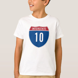 Interstate 10 T-Shirt