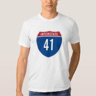 Interstate 41 T-Shirt