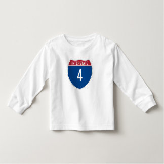 Interstate 4 T-Shirt
